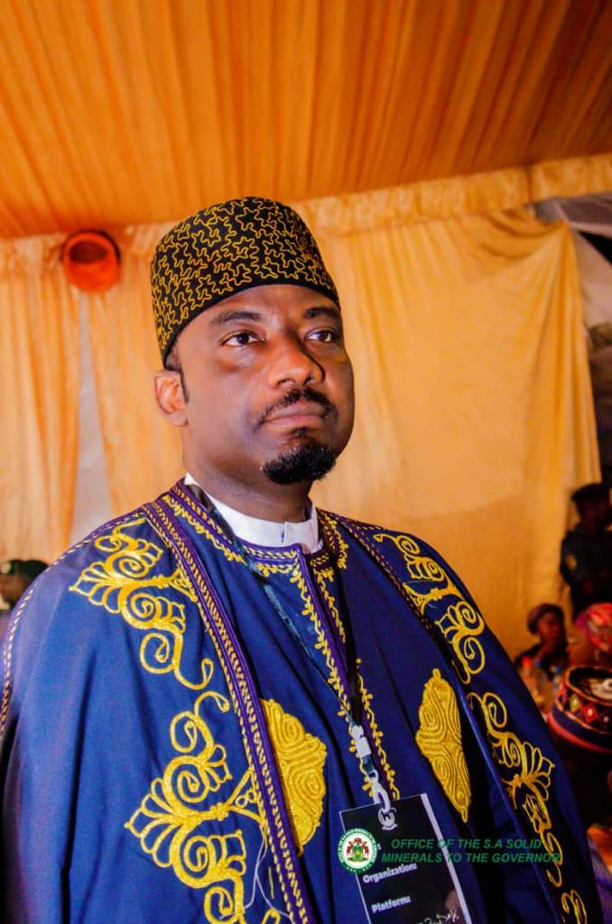 The Emir of Kano is a father, adviser